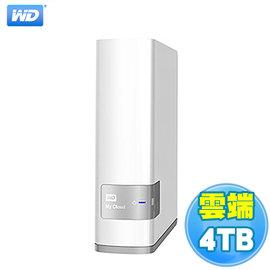 WD My Cloud 4TB 4T 3.5吋雲端儲存硬碟 NAS 儲存伺服器