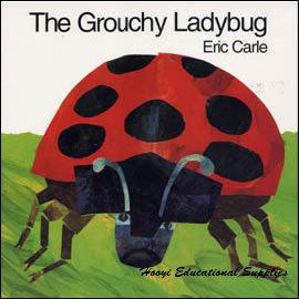 繪本123:Book78~ The Grouchy Ladybug