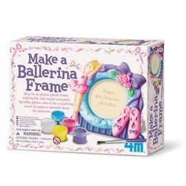 ~4M美勞創作~MAKE A BALLERINA FRAME 芭蕾舞者的相框╭~ JOYB