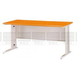 ^~南亞塑鋼傢俱 ^~SCD100木紋主桌^(905腳^)鋼製辦公桌^(07HY93~14