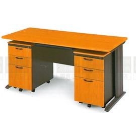 南亞塑鋼傢俱  SCD150主管桌 整組 鋼製辦公桌 07HY93~5OU06