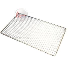 探險家戶外用品㊣GU0412 賽神仙不鏽鋼烤網-45x27CM 適用NO.81063460手提箱式賽神仙烤爐