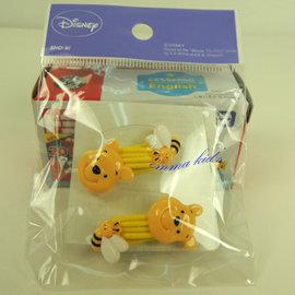 帶回 製 disney 迪士尼 小熊維尼 維尼熊 蜜蜂 髮飾  髮束 對