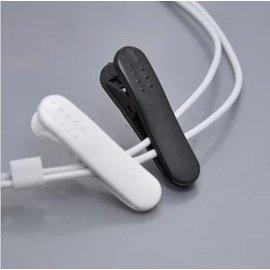 蘋果手機 MP3 耳機線夾/耳線夾/理線夾領夾 (單入)  [EEO-00002]