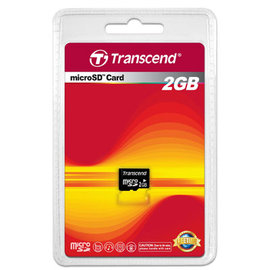 ~信浩~創見 Micro SD 2GB 記憶卡~預計交期3天~
