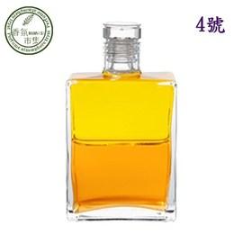 Aura~Soma靈性彩油瓶七輪能量瓶組^~4號 太陽瓶^(陽光^)