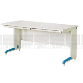 ~南亞塑鋼防水傢俱 ~L型辦公桌 附二只抽屜 防水電視櫃 07HY102~4OU05