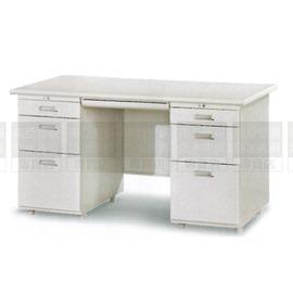 ~南亞塑鋼防水傢俱 ~雙邊辦公桌^(左三屜右三屜^)防水電視櫃^(07HY101~3OU0