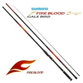 ◎百有釣具◎SHIMANO FIRE BLOOD onaga Ground Breaker 2-530 磯釣竿