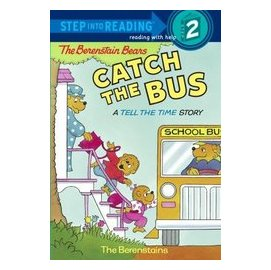 〈Step Into Reading系列:Level 2 〉THE BERENSTAIN