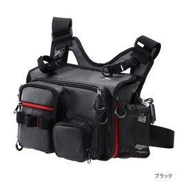 ◎百有釣具◎SHIMANO BS-211K ・木蝦側背包XT黑色木蝦袋~熱賣品 常常缺貨
