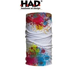 探險家戶外用品㊣HA110-0217 德國製HAD多功能頭巾 飛濺 魔術頭巾 重機瑜珈街舞單車排舞