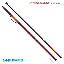 ◎百有釣具◎SHIMANO 2013新款 FIRE BLOOD TAMANOE 650 磯玉柄