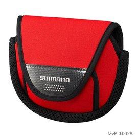 ◎百有釣具◎SHIMANO  PC-031L  捲線器保護套  S / M  號任選 顏色隨機出貨~買就送台灣製餌盒