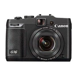 全盛數位 Canon G16 F1.8大光圈星空夜拍類單眼相機(公司貨)送16G+原廠包包