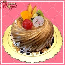 ~凱薩~4吋精緻迷你生日蛋糕~本 限門市 ~