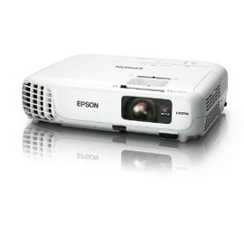 EPSON EB~X18 投影機3000 ANSI XGA HDMI 智慧短距投影 會議不