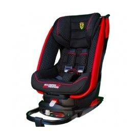 【紫貝殼】『GCB06』法拉利Iso-fix成長型汽座FR00359適合9-18公斤(座椅可安全帶裝/若需ISOFIX另購底盤)