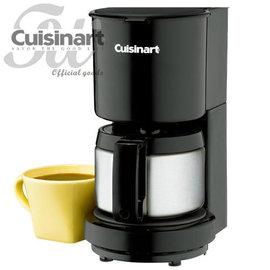 Cuisinart 美膳雅 4杯不鏽鋼壺美式咖啡機 (自動保溫30分鐘) DCC450BKTW / DCC-450BKTW