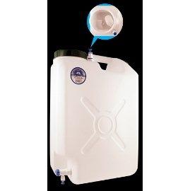 ~極立海洋科技有限 ~澳多科技 ~ 免電力自動補水系統儲水桶~20公升  2分球閥自動補水