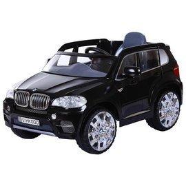 【店面購買6600元】『CK24』原廠授權 寶馬 BMW X5 雙馬達可開門 兒童電動車(黑色)【贈 動物家族拉拉樂積木】