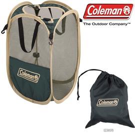 探險家戶外用品㊣CM-6892 美國Coleman 魔術網袋 垃圾袋 置物網袋 彈開式垃圾架 餐廚網 盥洗包