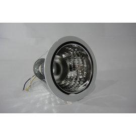小棠照明館 設計師專用款E27直式崁燈/反射照純鋁真空電鍍.亮度增亮20%(崁入孔15CM)商業空間/裝潢燈具照明