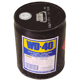美國進口WD-40除銹潤滑劑 5加侖裝