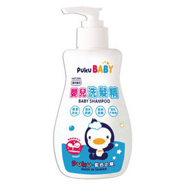 ~布克浩司~PUKU 嬰兒洗髮精350ml ^(P17901^)~蘆薈精華配方