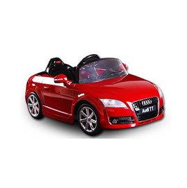 【店面購買5600元】『CK19-3』原廠授權 AUDI 奧迪 TT 電動車 紅色【KL-7009】【贈純植物精油防蚊液 60ml】