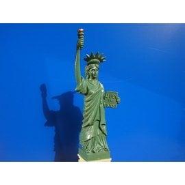 (藝術品/禮物) 自由女神像 居家樹脂擺飾/裝飾品