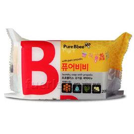 Pure Bbee 嬰兒蜂膠洗衣香皂200g