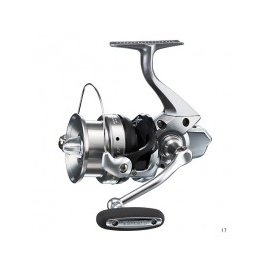 ◎百有釣具◎SHIMANO SUPER AERO SURF LEADER CI4+17 遠投捲線器 細系式樣