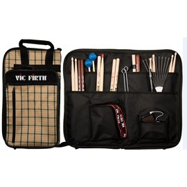 亞洲樂器 Vic Firth SBAGPLAID Stick Bag 式鼓棒袋