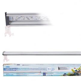 ~水族 ~伊士達ISTA~高效能省電 LED 跨燈45cm 1.5尺 .全白 51顆  S