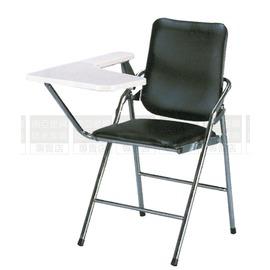 南亞塑鋼防水傢俱  皮面電鍍學生椅 07HY191~5OU04