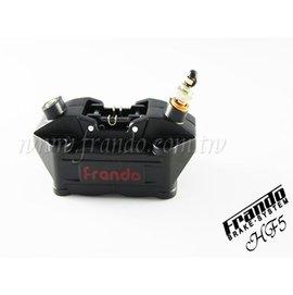 ~2輪騎機~FRANDO HF~5 中輻射卡鉗 附贈卡座 4顆防盜螺絲 油管螺絲
