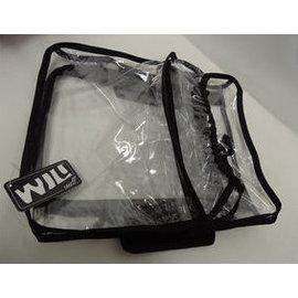 ~愛逗格~~WILL ~WB~03系列推車寵物包 防風雨罩╱黑色