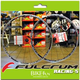 五年   義大利Fulcrum Racing 5 LG 700c公路車鋁合金輪組  BI