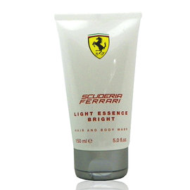 Ferrari Life Essence Bright Hair And Body Was
