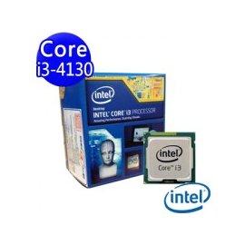 INTEL 盒裝Core i3~4130 1 月