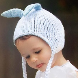 ~MerryGoAround~ Huggalugs Beanies: Bunny Ear