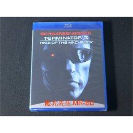 藍光BD  ~ 魔鬼終結者3 Terminator 3 : Rise of the Ma