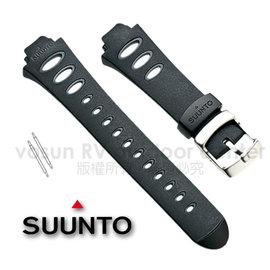 【SUUNTO 達人】Observer SR strap 觀察者輕量型橡膠錶帶 適用 Observer SR, TR, X6HRM