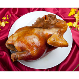 馥香雞 歷經 的 甘蔗雞 全雞 可切盤(約1800~2250g