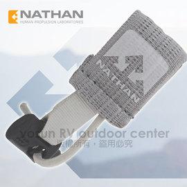 【美國 NATHAN】活動式號碼夾(ㄧ組2支/1吋)/輕量號碼帶.號碼補給帶.號碼布夾.穿式/路跑.自行車.三鐵_ NA6516NG(缺貨中)