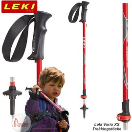 探險家戶外用品㊣6332055 德國LEKI 兒童杖 橡膠握把 快扣登山杖 青年登山杖 兒童登山杖