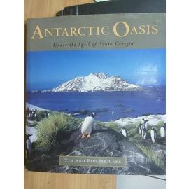 ~書寶 書T6╱地理_XBZ~Antaectic oasis_Pauline