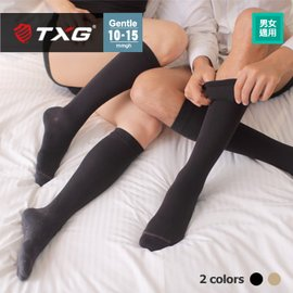 TXG 機能減壓襪~男女 ^(入門型^) ^(10~15mmHg 漸進式壓力^)