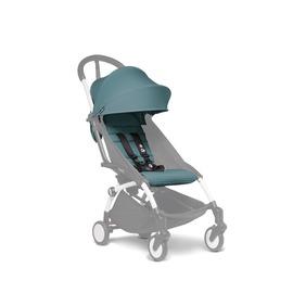 法國【BABYZEN】YOYO Plus嬰兒手推車配件 - 坐墊+遮陽棚